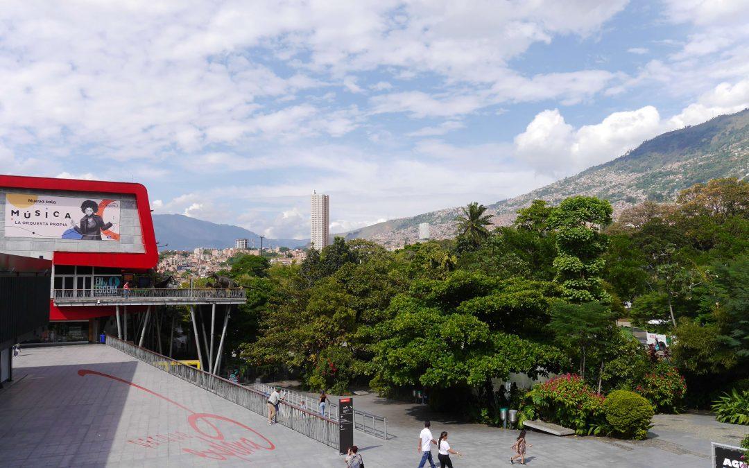 Postcard from Medellín