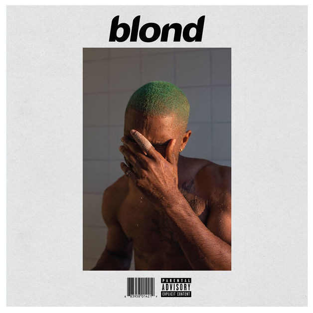 """This feel like a Quaalude"": Frank Ocean's BLONDE"