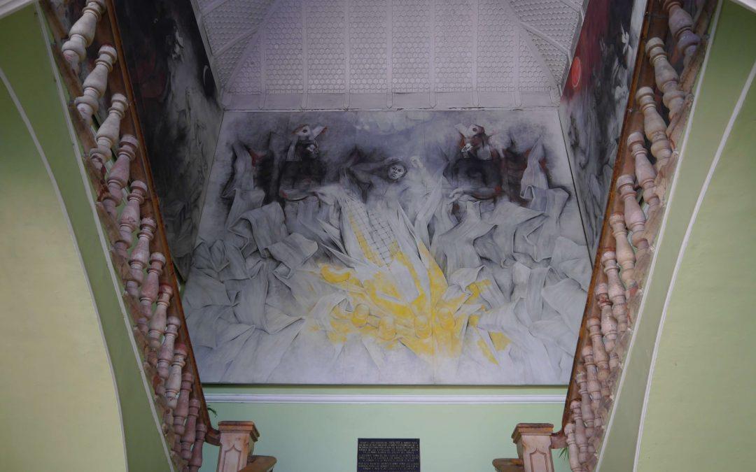 Mérida-escalera-mural-hombres-mayas-maíz