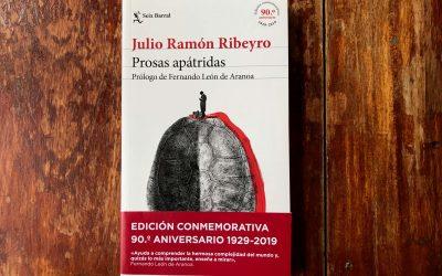 Prosas apátridas, by Julio Ramón Ribeyro