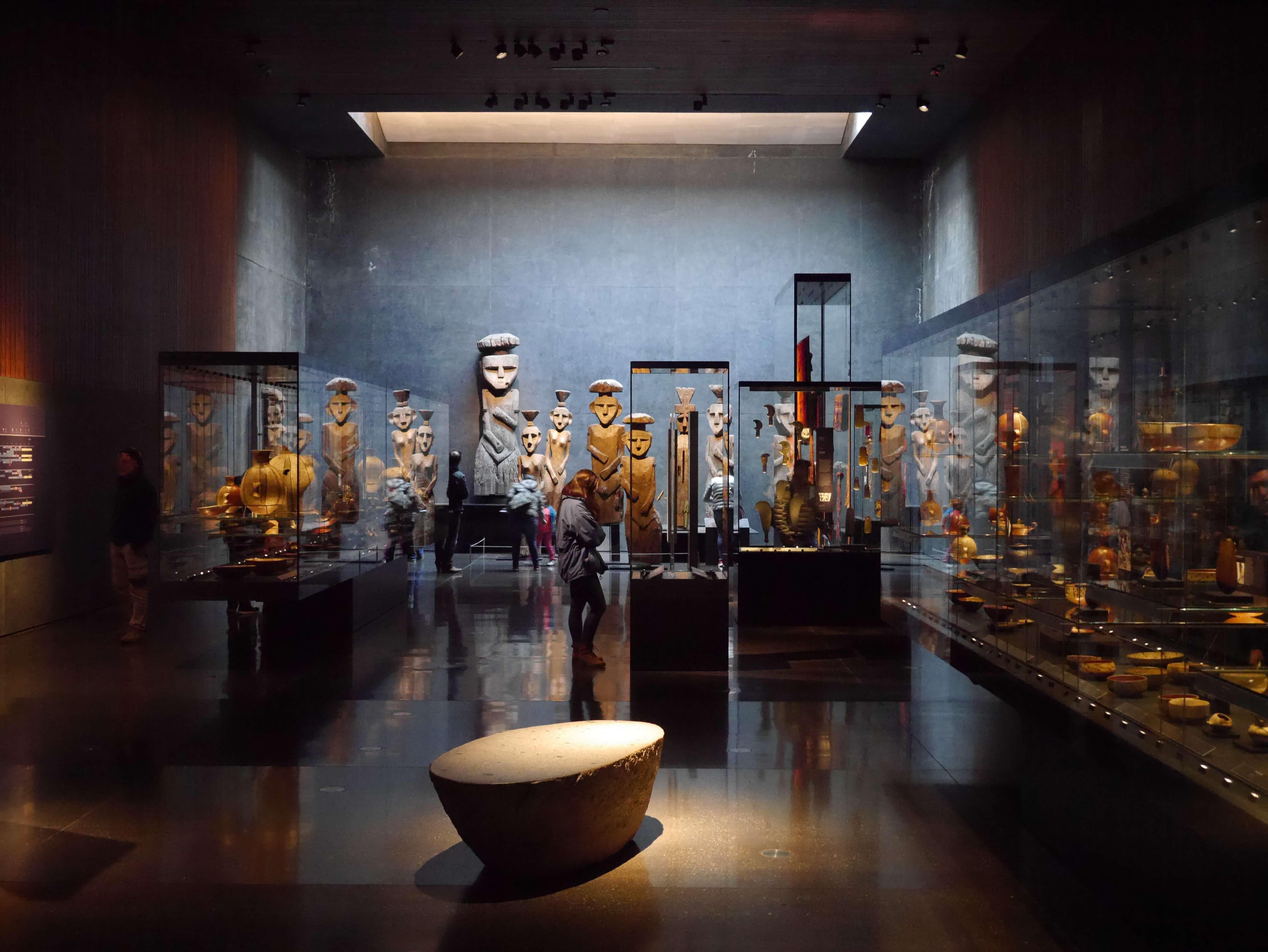 Museo-Precolombino-Santiago-Chile