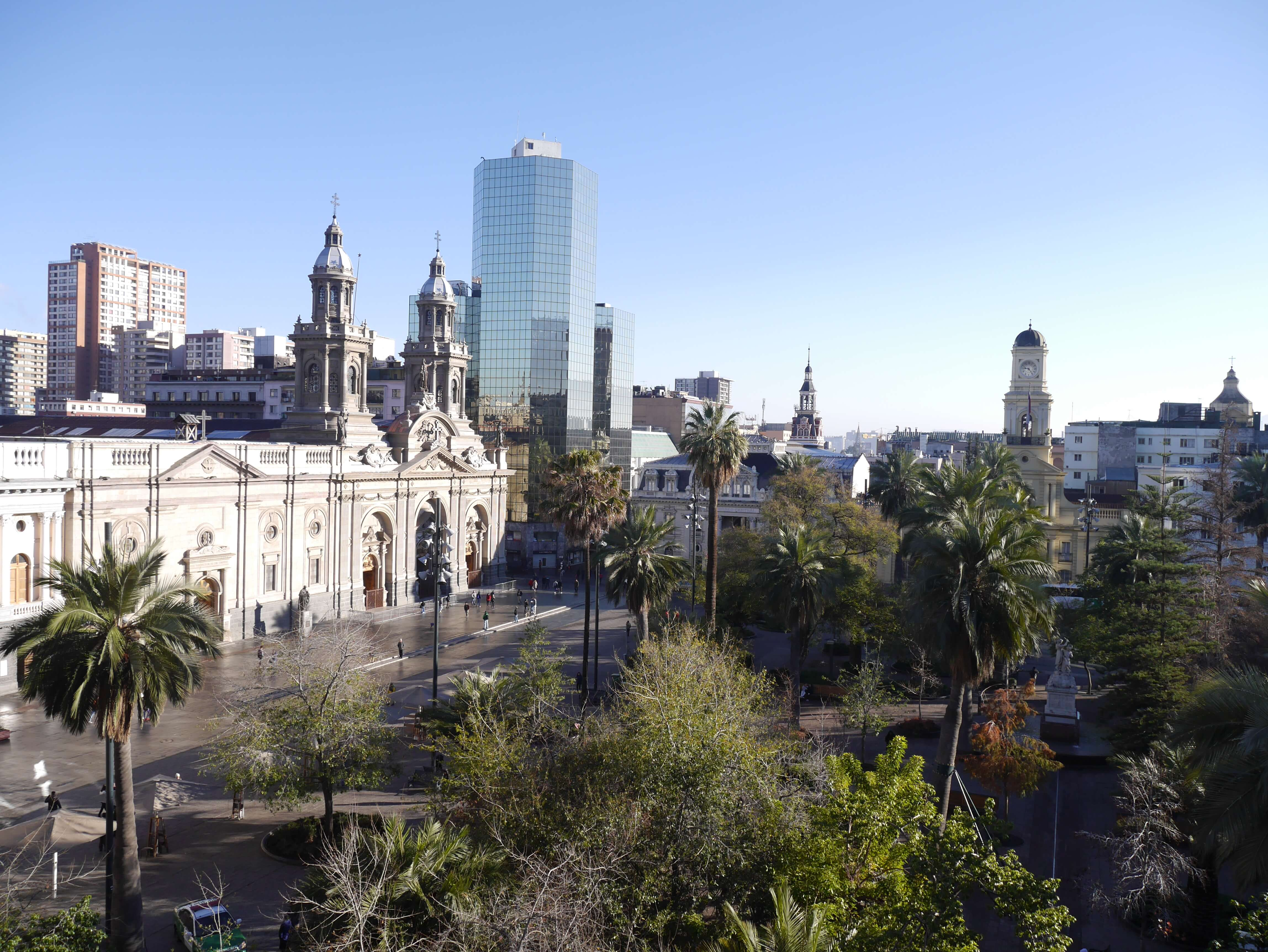 Plaza-Armas-Santiago-Chile