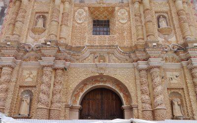 Postcard from San Cristobal de las Casas